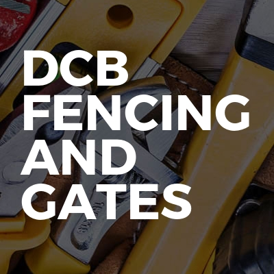 Dcb Fencing And Gates