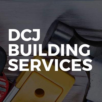 Dcj Building Services