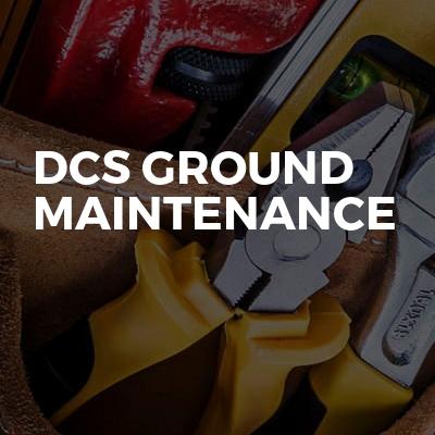 Dcs Ground Maintenance