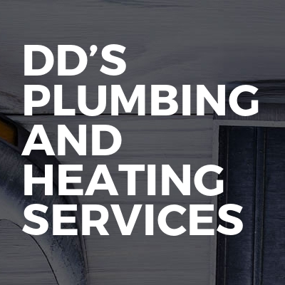 DD's plumbing and heating services