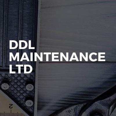 DDL Maintenance Ltd