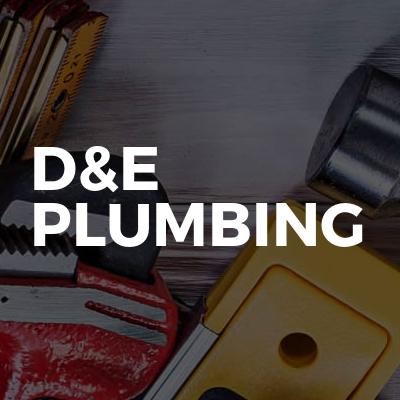 D&E Plumbing