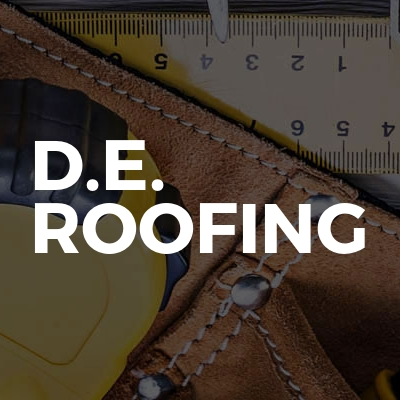 D.E. Roofing