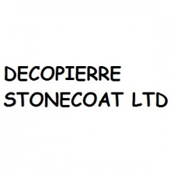 DECOPIERRE STONECOAT LTD