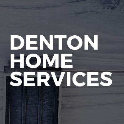 Denton home services