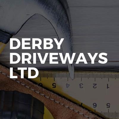 Derby Driveways Ltd