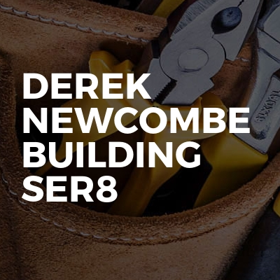 Derek Newcombe Building Ser8