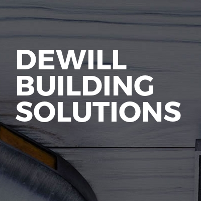 Dewill Building Solutions