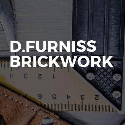 D.furniss Brickwork