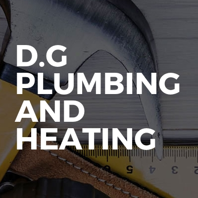 D.G Plumbing and Heating