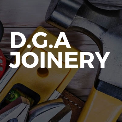 D.G.A JOINERY