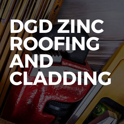 DGD zinc roofing and Cladding