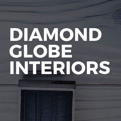 Diamond globe interiors