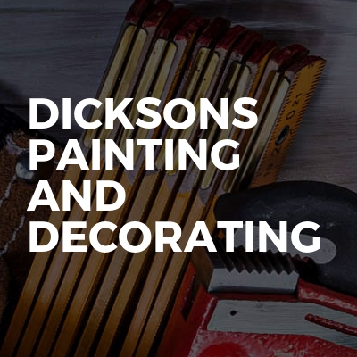 DICKSONS PAINTING AND DECORATING