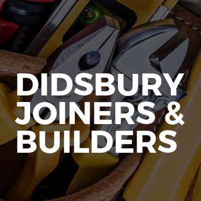 Didsbury Joiners & Builders