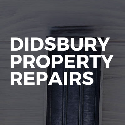 Didsbury Property Repairs