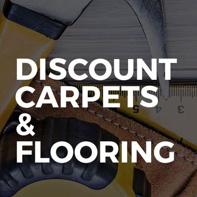 Discount carpets & flooring