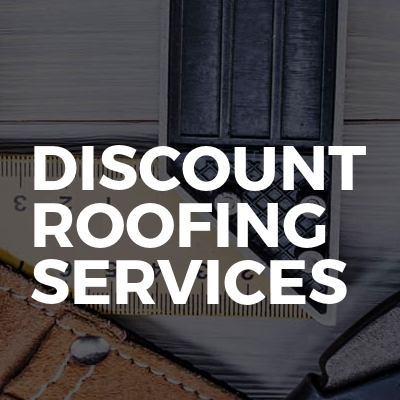 Discount roofing services