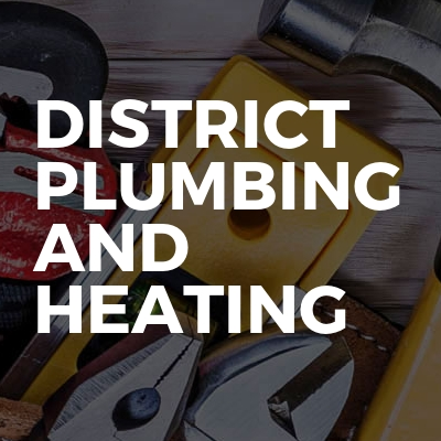 District Plumbing And Heating