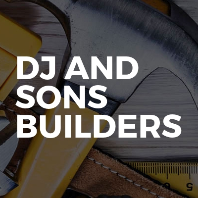 DJ And Sons Builders