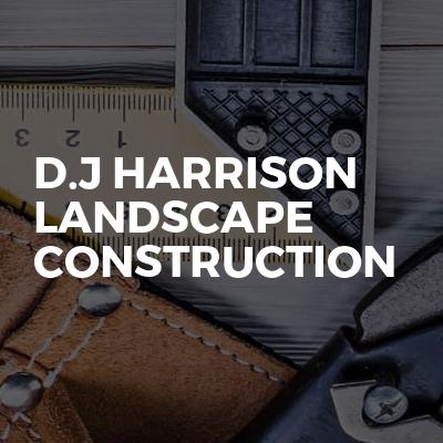 D.J Harrison Landscape Construction