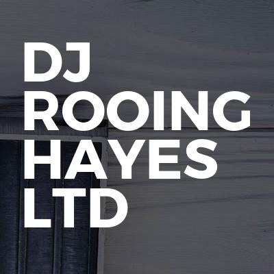 DJ ROOING HAYES LTD