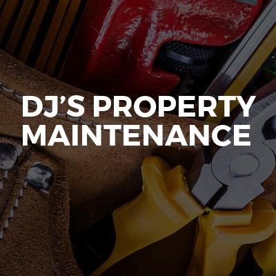 Dj's property maintenance