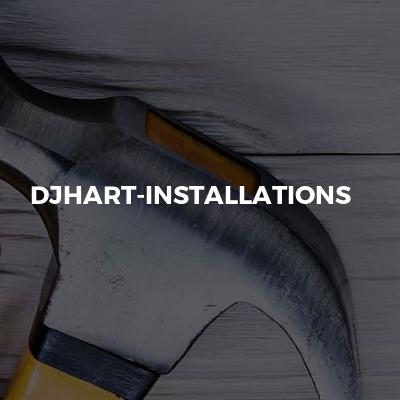 Djhart-installations