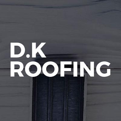 D.k roofing