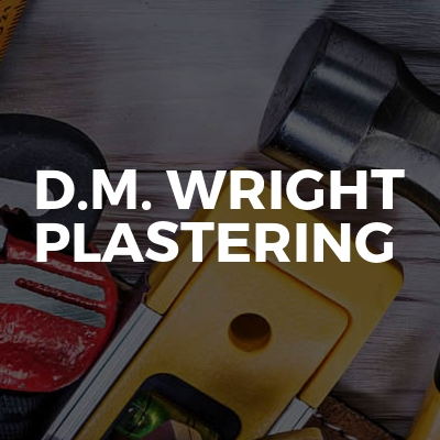 D.M. Wright Plastering