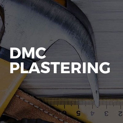 Dmc plastering