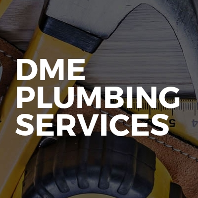 DME Plumbing Services