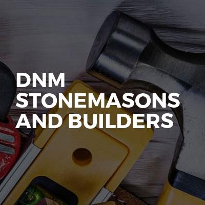 DnM stonemasons and builders