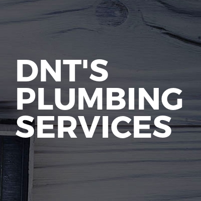 DNT's Plumbing Services