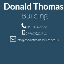 Donald Thomas Builders