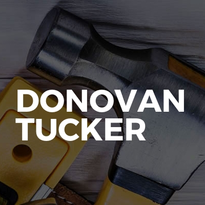 Donovan Tucker