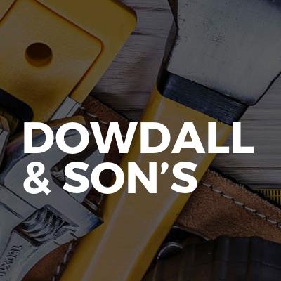 Dowdall & Son's