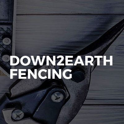 Down2Earth Fencing