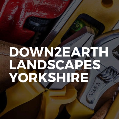 Down2Earth Landscapes Yorkshire