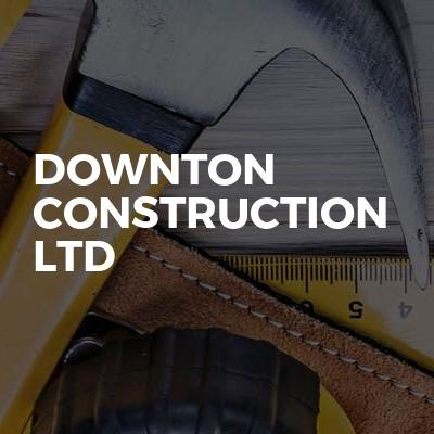 Downton Construction Ltd