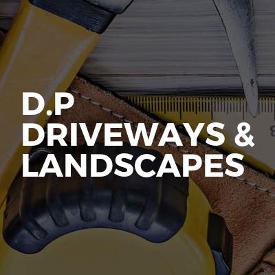 D.P Driveways & landscapes