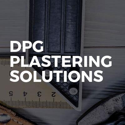 DPG Plastering Solutions