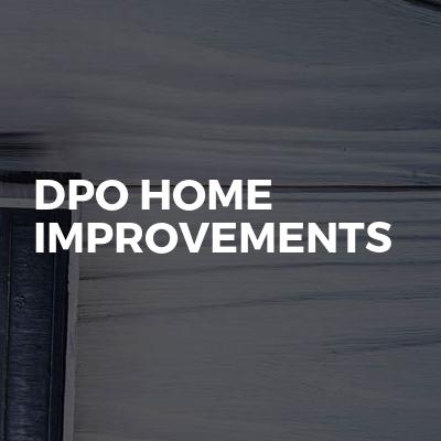 DPO HOME IMPROVEMENTS