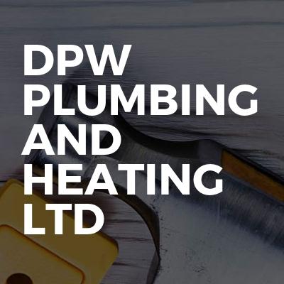 DPW Plumbing and heating Ltd
