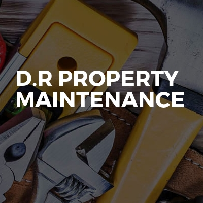 D.R Property Maintenance