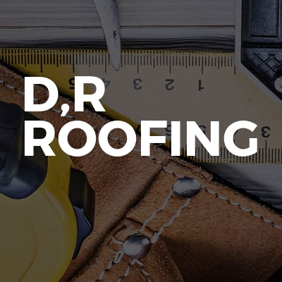 D.R Roofing