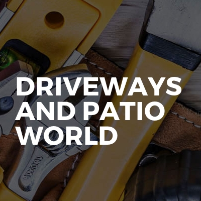 driveways and patio world