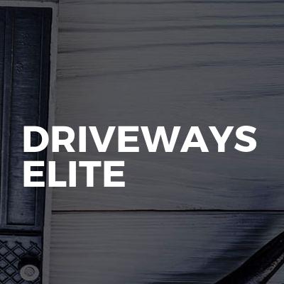 Driveways Elite
