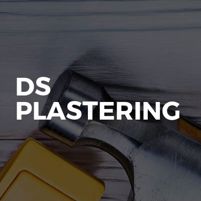 DS Plastering