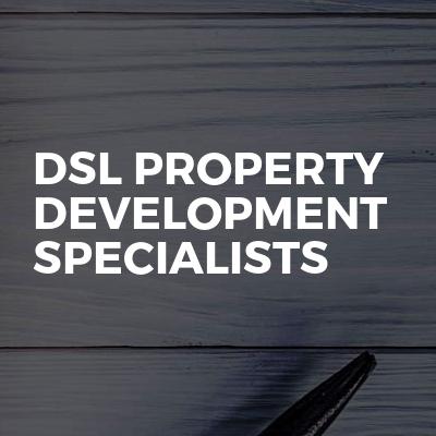 DSL property development specialists